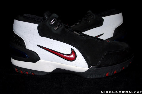 Throwback Thursday Nike Air Zoom Generation 8220Playoff8221 PE
