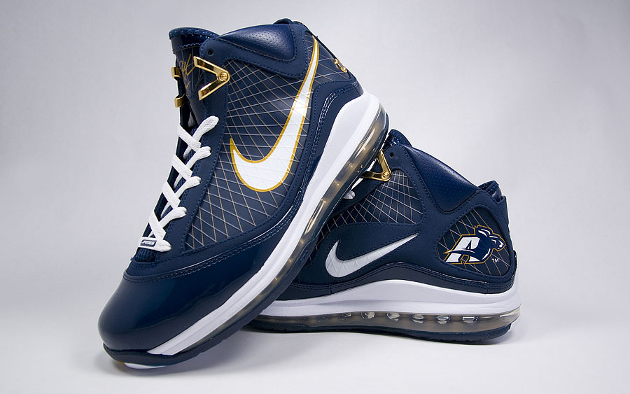 27f0126fd2d6 LeBron VII Akron Exclusive New Pics. Restock at HOH on Tuesday ...