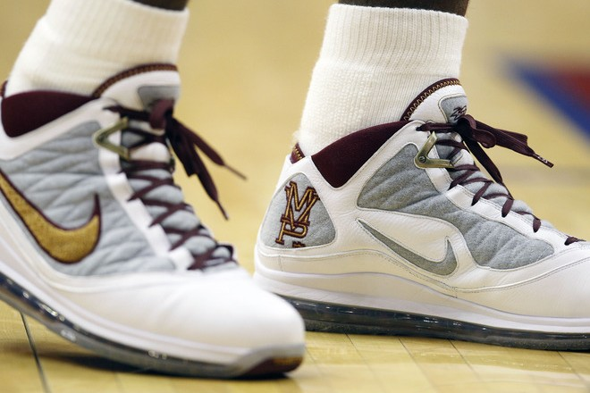 First Look at the REAL MVP NIKE AIR MAX LEBRON VII Updated ...