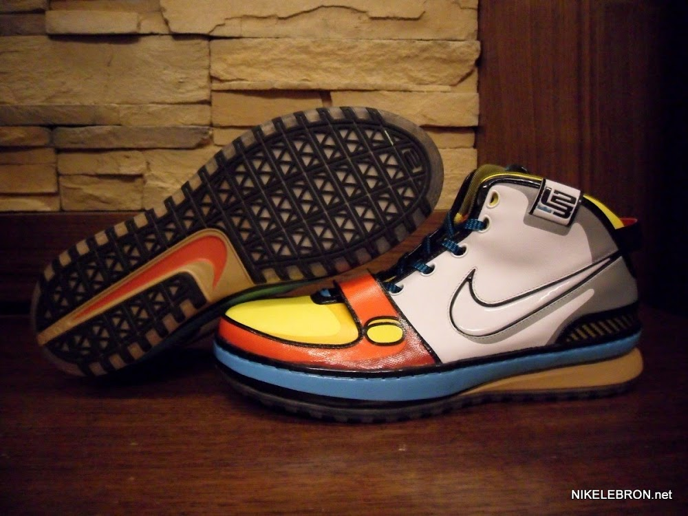 9c68cfcec58ef ... Throwback Thursday A Second Look at the Stewie Zoom LeBron VI ...