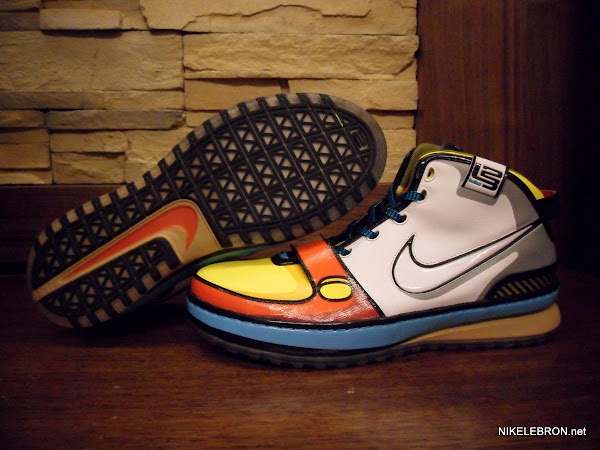 Throwback Thursday A Second Look at the Stewie Zoom LeBron VI