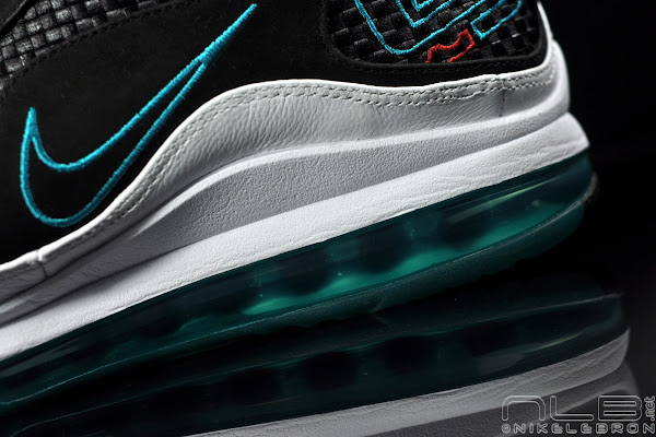 Nike Air Max LeBron VII 7 Red Carpet in High Definition