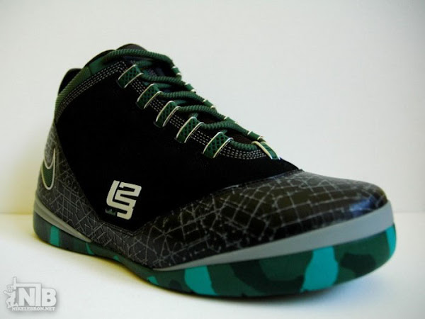 Unseen Nike LeBron ZS2 Colorways 60 Different Soldier IIs