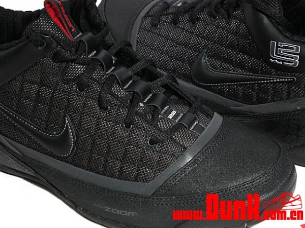BlackAnthracite Nike Zoom LBJ Ambassador Actual Photos