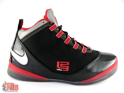 lbj soldier ii pe osu away5 01 Ohio State Buckeyes Nike Zoom Soldier II Away Showcase