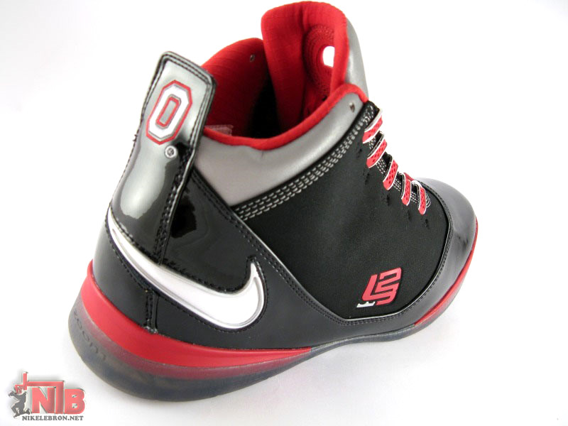 82f0793f513 Ohio State Buckeyes Nike Zoom Soldier II Away Showcase ...