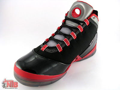 lbj soldier ii pe osu away5 10 Ohio State Buckeyes Nike Zoom Soldier II Away Showcase