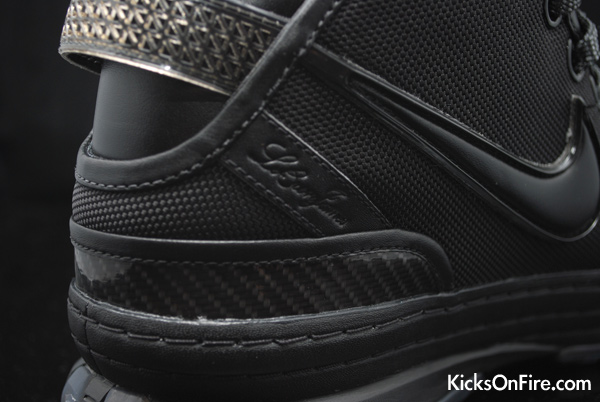 General Release Zoom LeBron VIs 8211 Black 8211 Navy 8211 New Photos