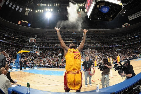 King James and the Cleveland Cavaliers Still Undefeated at Home