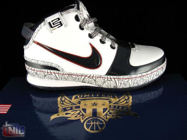 USA Basketball United We Rise LeBron Six Showcase