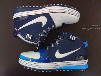 nike zoom lebron 6 pe all star 8 01 All Star Game Exclusive vs Yankees General Release LeBron Six