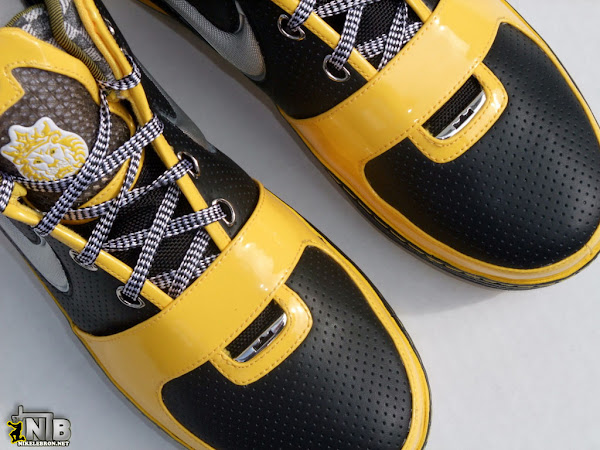 A Fresh Look at the Taxi Cab Nike Zoom LeBron VI NYC
