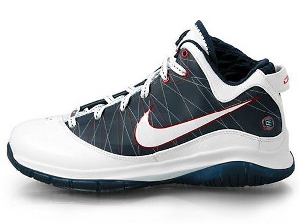 Releasing Now Nike LeBron VII 7 PS USA Basketball Edition