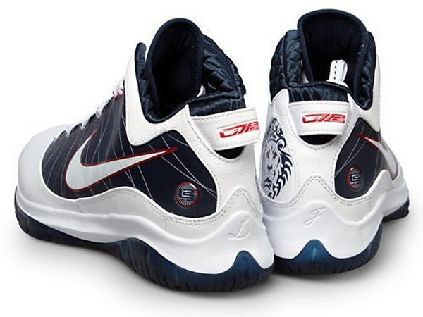 13ba92e4c8a8 Releasing Now  Nike LeBron VII (7) P.S. USA Basketball Edition ...