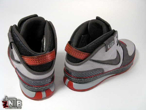 Close to Perfection Los Angeles Nike Zoom LeBron VI Showcase