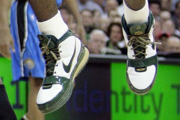 LeBron Introduces the SVSM Six for St Patrick8217s Day
