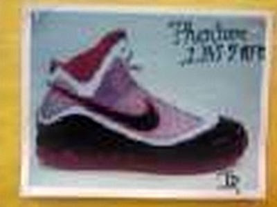 news air phantom first 1 Nike Air Phantom   LeBrons Next Sig Shoe   Possible Image