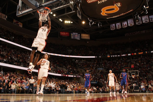 Cleveland Beats Detroit and Takes a Commanding 20 Series Lead