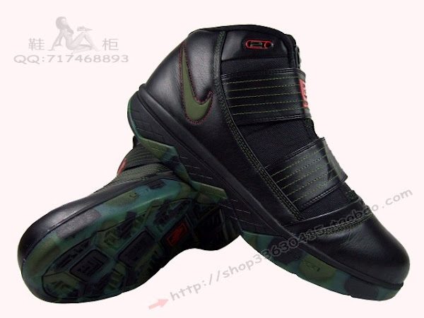 New Soldier in Stores 8211 Camo Nike Zoom Soldier III Hits Retail