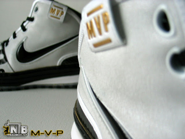 MVP Six 8211 Nike8217s Tribute to King James 8211 Actual Photos