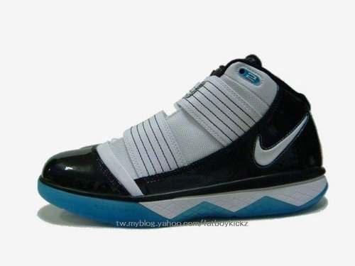 Upcoming Aqua Nike Zoom LeBron Soldier III PL Preview