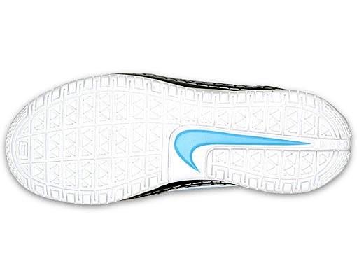 Nike Zoom LeBron VI Low WhiteBlackBaltic Blue Available at Finishline