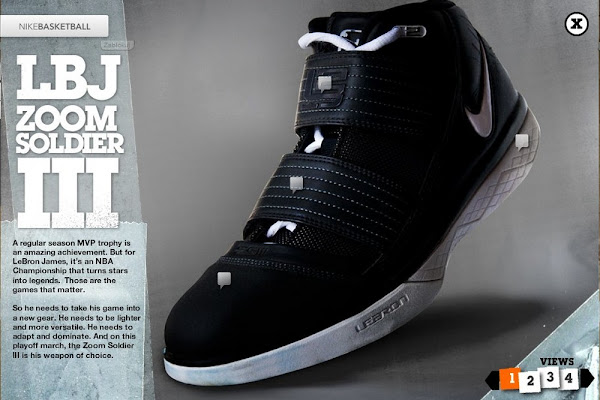 Nike Launches WNIKE Ad Campaign With Zoom Soldier III XDR