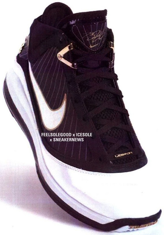 Nike sZooms Air Max LeBron VII 8211 Leaked Catalog Pictures
