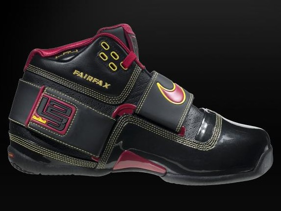Throwback Thursday Nike Zoom Soldier Fairfax PE Patent Leather