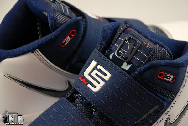 Nike Zoom Soldier III White  Midnight Navy Detailed Pics