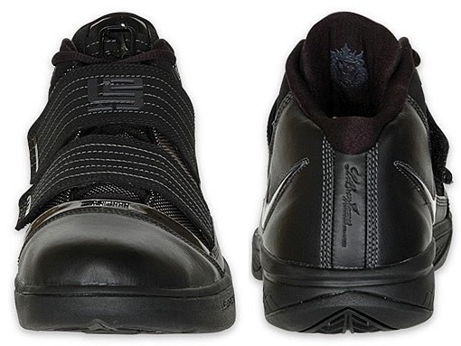 Nike Zoom Soldier III Triple Black Available at Finishline ...