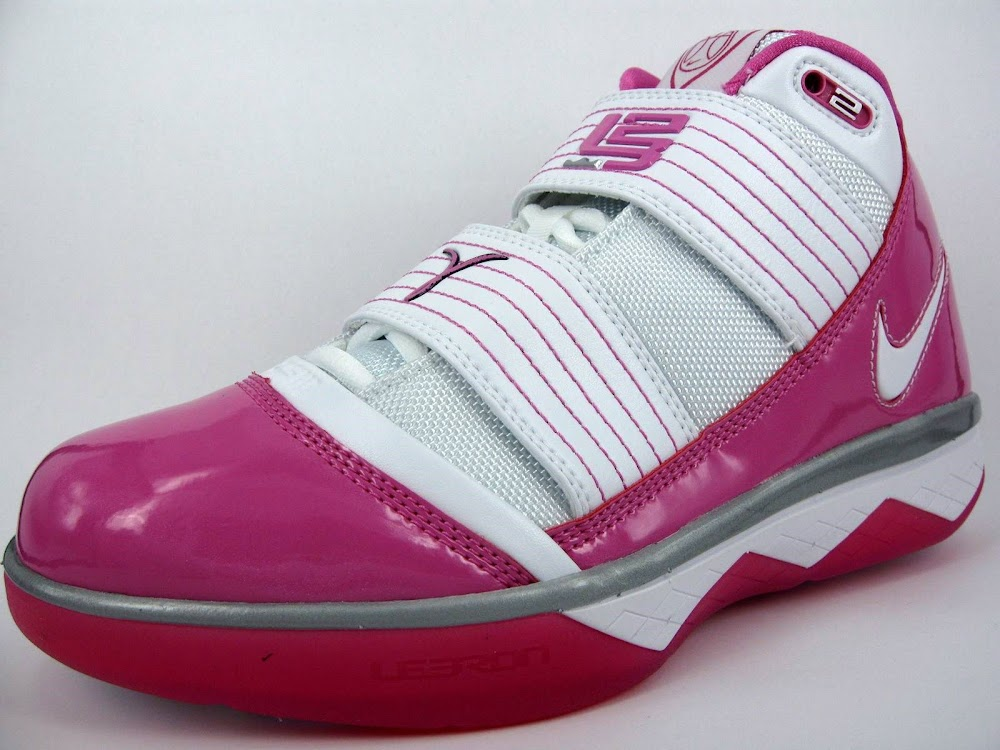 12146f7e5812 ... Upcoming Nike Zoom LeBron Soldier III 8220Think Pink8221 Gloria ...