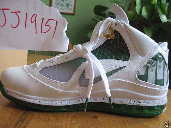 Chicago Exclusive Nike Air Max LeBron VII 8220MTAG8221 New Photos