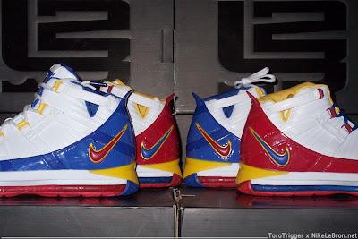 lebron shoes superman. nike zoom lebron iii superman blue \u0026 red (pes) lebron shoes