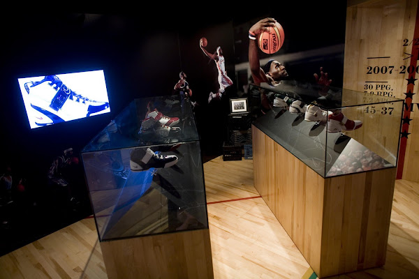 Throwback Thursday Air Max LeBron VII Media Summit Heritage Rooms Pics amp Video