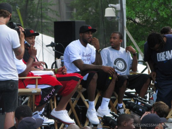 More Than a Game Tour Washington 8211 LeBron James Event Recap