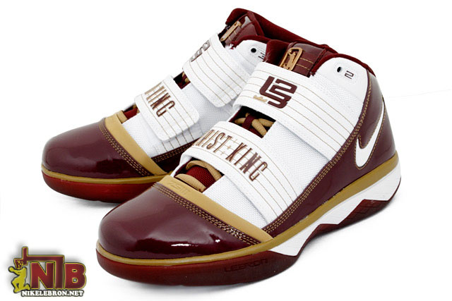 5a45e294489a ... Detailed Look at the Nike Zoom Soldier III 8220Christ The King8221 ...