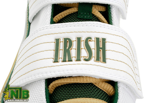 d9447021b95c Detailed Look at the SVSM Nike Zoom LeBron Soldier III 8220Irish8221 ...