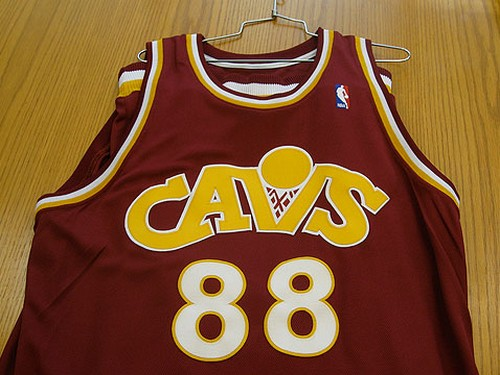 Cavaliers to Rock Another 8216CavFanatic8217 Alternate Jersey