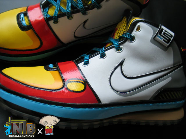 lebron 6 stewie. nlbnet exclusive zoom lebron vi 8220stewie8221 from the family guy lebron 6 stewie .