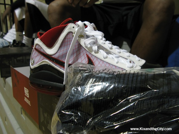 Nike Air Max LeBron VII EKIN University Event