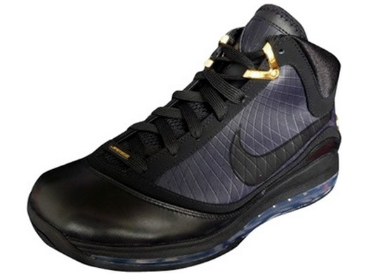 Black Nike Air Max LeBron VII Available Online at PYScom