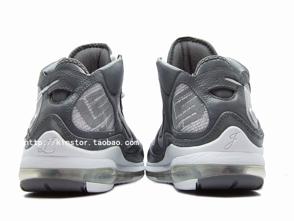 Nike Air Max LeBron VII 7 375664002 Cool Grey  White