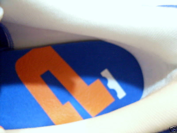 Nike Air Max LeBron VII Low New York City Sample Colorway
