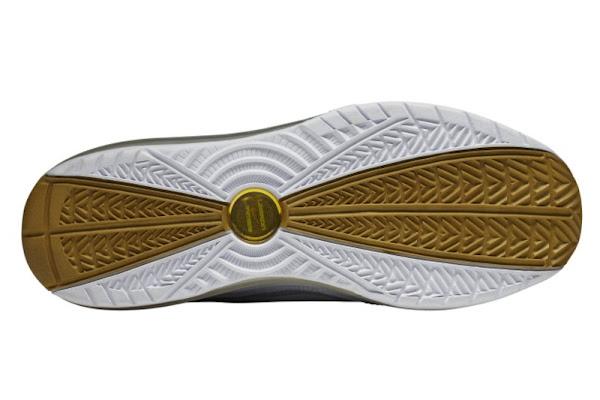 Release Reminder Air Max LeBron VII Low WhiteMetallic Gold