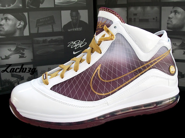 A Fresh Look at Air Max LeBron VII CTK Home Player Exclusive