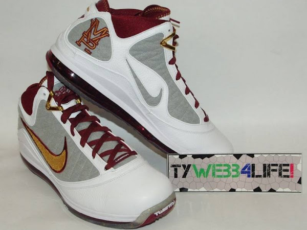 Air Max LeBron VII MVP Edition Available at Citysolecom for 175