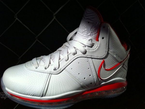 Nike LeBron 8 New York x 2 Charcoal White amp Blue and More