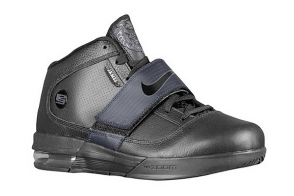 Nike Zoom Soldier IV 407707002 BlackAnthracite Coming Soon
