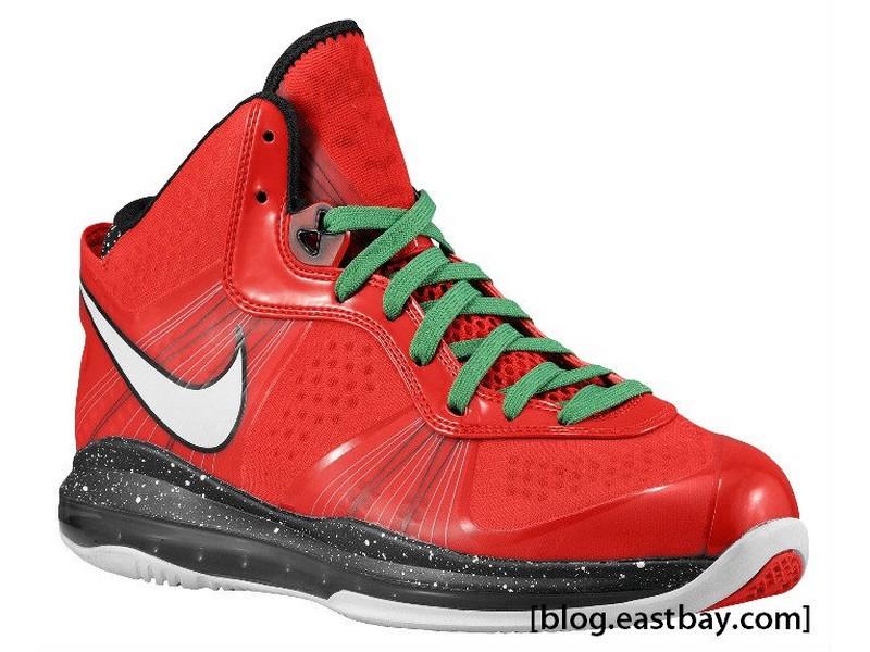 sports shoes 9abb3 5e300 ... v2 yankees  first look at nike air max lebron 8 v  ...